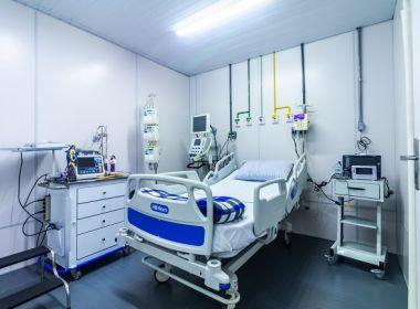 Hospital de campanha na Paralela, em Salvador, deve abrir na próxima semana