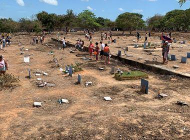 Maior cemitério de Fortaleza terá mais de 22 mil novas covas em razão da Covid-19