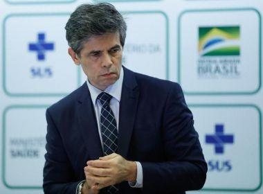 Governadores veem ministro da Saúde perdido e colapso cada vez mais próximo após reunião