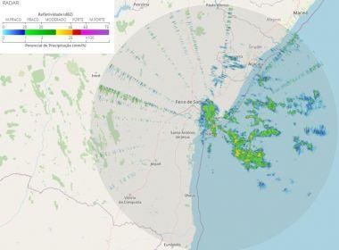 Codesal faz alerta sobre continuidade de chuvas e risco de deslizamentos em Salvador