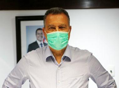 Rui Costa diz que irá ignorar decreto de Bolsonaro: 'O objetivo é salvar vidas'