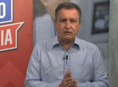 Não há previsão para retomada das aulas da rede estadual, diz Rui Costa