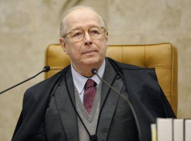 Vídeo de reunião ministerial deixou Celso de Melo incrédulo, diz jornal