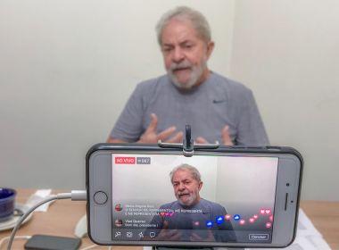 Após repercussão negativa de fala sobre pandemia, Lula pede desculpa: 'Frase infeliz'