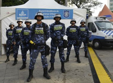 Diretor da Guarda Municipal de Salvador testa positivo para Covid-19