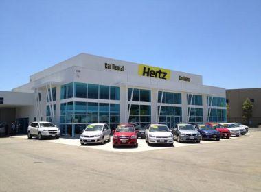Locadora de carros Hertz pede falência nos Estados Unidos e no Canadá