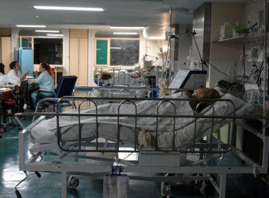 Taxa de ocupação de leitos para pacientes com Covid-19 chega a 86% em Salvador