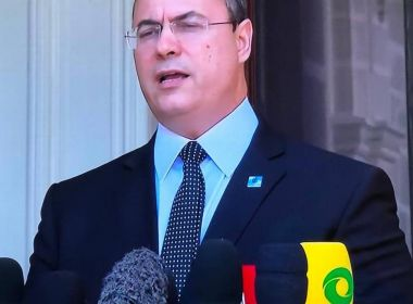 'O que aconteceu comigo, acontecerá com mais governadores', diz Witzel após operação