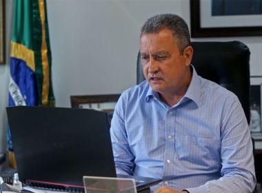 Rui Costa endossa coro de Wagner e diz não crer em golpe: 'Democracia amadureceu'