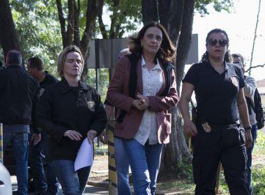 Irmã de Aécio Neves, Andrea é indiciada pela PF por obstrução da Justiça