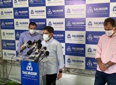 Aulas estão suspensas por mais 15 dias em Salvador, anuncia ACM Neto