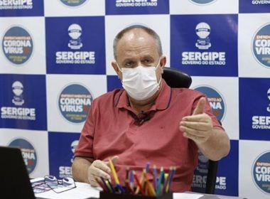 Governador de Sergipe testa positivo para Covid-19