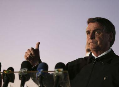 Bolsonaro faz novo teste de Covid-19 e aguarda resultado que deve sair nesta quarta