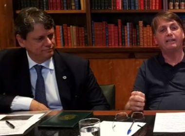 Após se dizer curado da Covid-19, Bolsonaro afirma ter 'fraqueza' e 'um pouco de infecção'