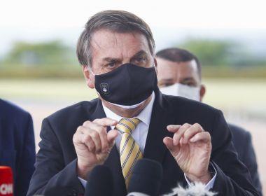 Bolsonaro veta indenização a profissionais da saúde incapacitados pela Covid-19