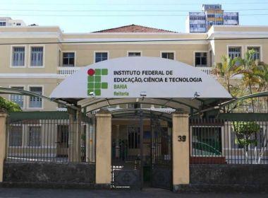 Ifba e IF Baiano decidem neste mês sobre oferta de aulas remotas para nível médio