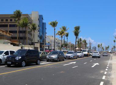 Transalvador registra aumento no fluxo de veículos em final de semana