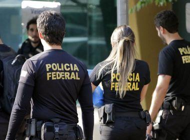 Operação da PF contra tráfico internacional de drogas cumpre mandados na Bahia