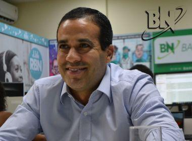 Acordo para apoio do PL a Bruno Reis em Salvador teve costura com direção nacional