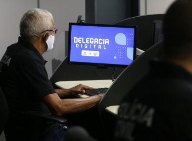 Nova Delegacia Digital permite registro de violência contra a mulher na Bahia