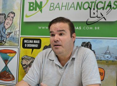 'Se continuar como está, Bruno Reis ganha no primeiro turno', diz Cacá Leão