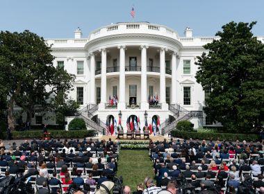 Serviço postal da Casa Branca intercepta correspondência com substância letal
