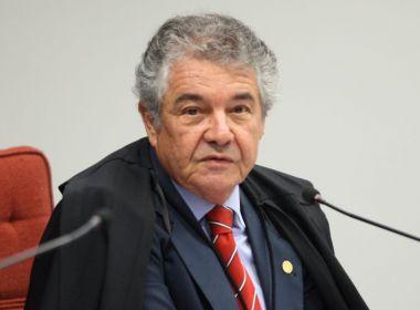 Marco Aurélio vota a favor de depoimento por escrito de Bolsonaro sobre interferência na PF