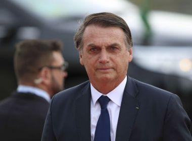 Bolsonaro concluiu cirurgia para remover cálculo na bexiga e passa bem