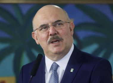 PF é autorizada a ouvir ministro da Educação sobre acusação de homofobia