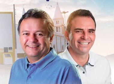 BN/ Séculus: Marcos e Moisés aparecem na frente nas intenções de voto em Uauá