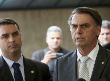 Bolsonaro mobiliza órgãos do governo federal para anular investigação contra Flávio