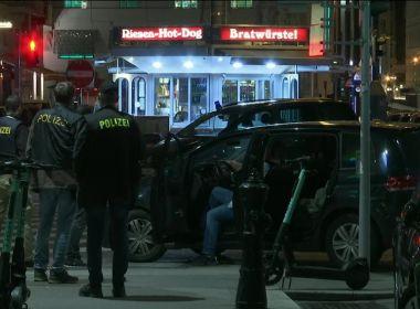 Tiroteio na Áustria deixa pelo menos 1 pessoa morta e feridos