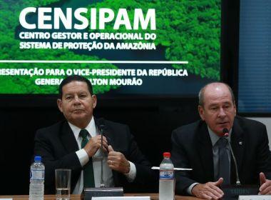 Governo planeja investir em publicidade para reverter críticas à gestão ambiental