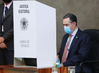 Taxa de abstenção em votação na Bahia foi de 23%, maior que em 2016