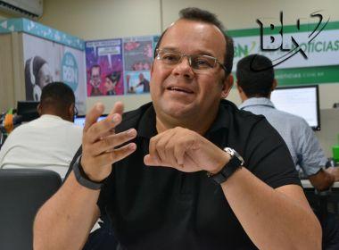 Geraldo Jr. encaminha apoio da maioria para se reeleger presidente da Câmara de Salvador