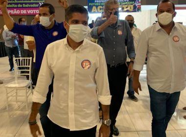 Geraldo Jr., Neto e Bruno vão a Conquista em apoio a Herzen Gusmão