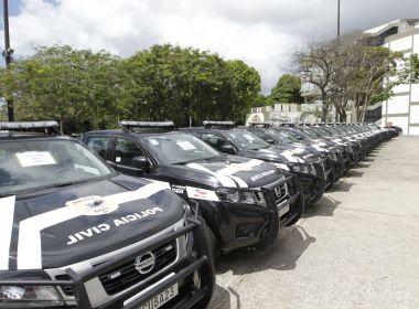 BONFIM RECEBERÁ UMA VIATURA PARA POLICIA CIVIL