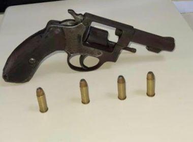 Alíquota de importação de revólveres e pistolas é zerada pelo governo federal