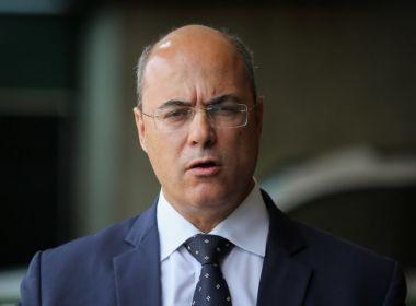 PF aponta que governo Witzel pagou dívida em troca de propina