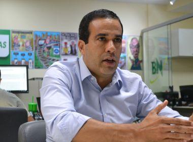 Bruno Reis quer 'surpreender' com número de mulheres no secretariado