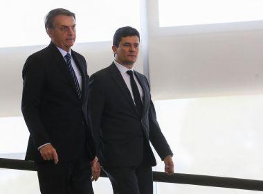 Moro cobra de Bolsonaro vacina contra Covid-19 e ironiza: 'Tem presidente em Brasília?'