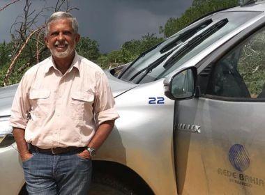 Com 31 anos na Rede Bahia, José Raimundo anuncia saída da emissora