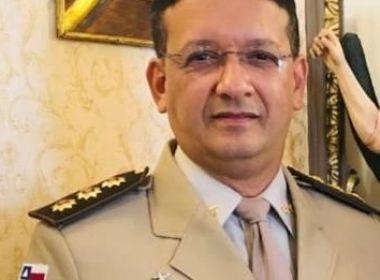 Após reunião na SSP, coronel Nilton Cézar é confirmado como subcomandante da PM