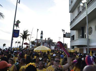 Bruno evita cancelar Carnaval de Salvador, mas acha difícil festa acontecer em julho