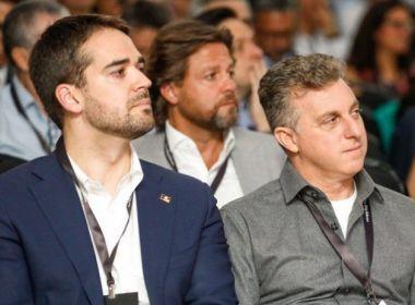 Grupo de Huck passa a cogitar Eduardo Leite como vice em eventual chapa presidencial