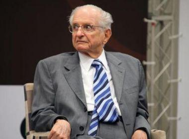 Ex-governador da Bahia, Roberto Santos morre aos 94 anos