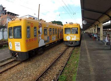 Semob não vai aumentar linhas de ônibus para absorver demanda dos trens do Subúrbio