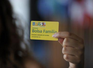 Bahia é estado com maior nº de famílias retiradas do Bolsa Família nos últimos 3 meses