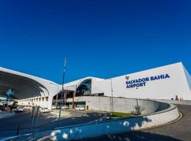 Aeroporto de Salvador terá funcionamento normal durante toque de recolher, diz Vinci
