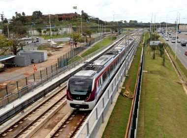 Metrô passa a permitir embarque de bicicletas nos trens durante a semana